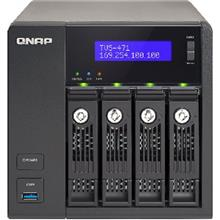 QNAP TVS-471 i3 4GB Diskless Network Attached Storage